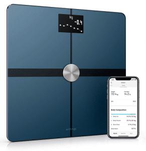 Pèse-personne connecté pour maigrir